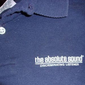 Other - 4 FOR $40~The Absolute Sound TAS Embroid Gray/Blue